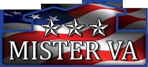 Logo for Mister VA for Veterans Mortgage help
